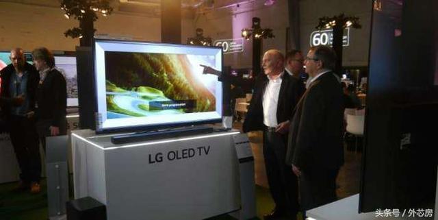 索尼OLED电视穷追不舍, LG试图利用AI拉开差距生活