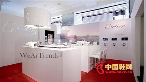 奢侈品牌卡地亚在伦敦首次推出网上订购服务生活