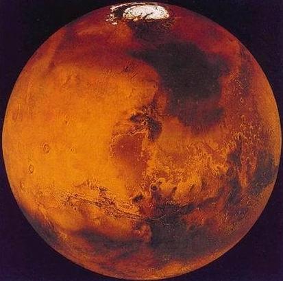 人类探索火星的重大发现