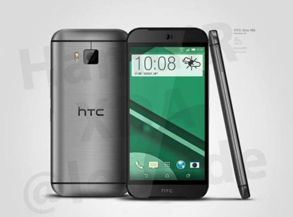 HTC三月一日举办发布会 正式推出HTC One M9