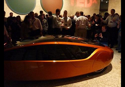 3D打印汽车世界第一辆是未来的技术趋势